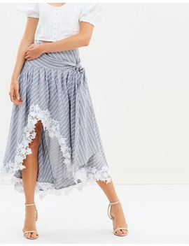 Mira Lace Skirt by Steele