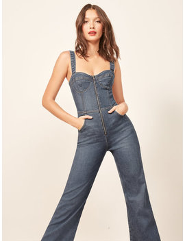 Kora Jumpsuit by Reformation