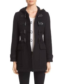'blackwell' Wool Duffle Coat by Burberry