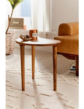 Mae Bean Side Table by Urban Outfitters