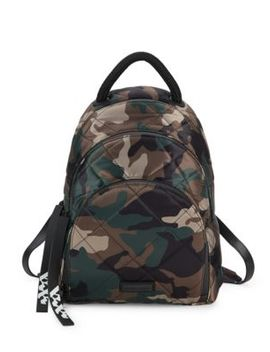Sloane Camo Backpack by Kendall + Kylie