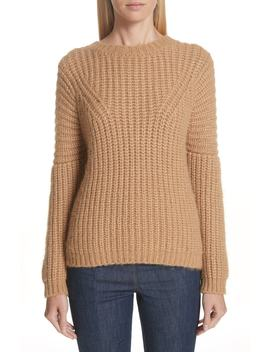 Kitty Alpaca Blend Sweater by Ulla Johnson