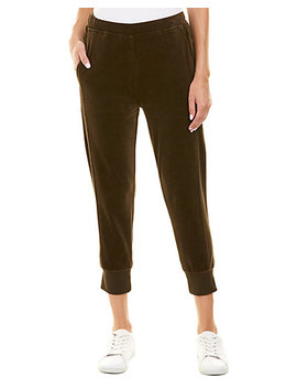 Vince Velour Cuffed Jogger by Vince
