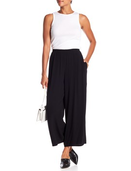 Solid Culottes by Vince