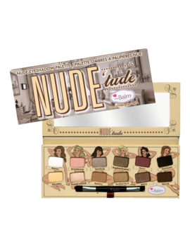 Nude 'tude Palette by The Balm