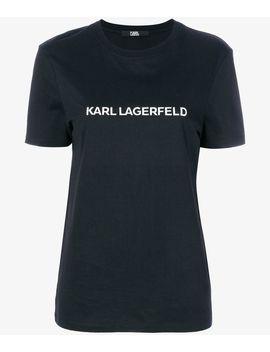 Unisex   T Shirt Relax Karl's Essential by Karl Legerfeld
