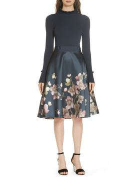 Seema Arboretum Dress by Ted Baker London