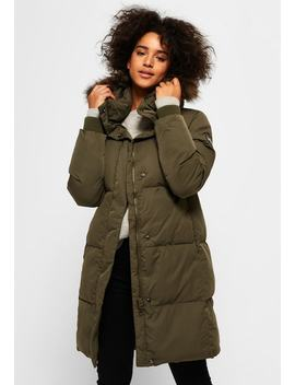 Cocoon    Winter Coat by Superdry