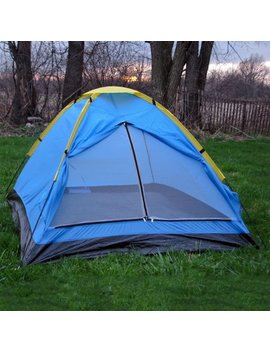 Happy Camper 2 Person Dome Tent by Happy Camper