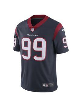 Nfl Houston Texans Limited Jersey (Jj Watt) by Nike