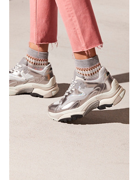 Silver Miles Sneaker by Free People