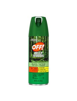 Off! Deep Woods Insect Repellent V, 6 Ounces, 1 Count by Off!