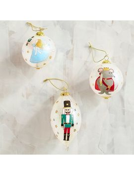 Nutcracker Ornament Set by Li Bien Collection