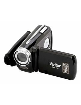 Vivitar 8 Mp Digital Camcorder With 4 X Digital Zoom Video Camera With 1.8 Inch Lcd Screen, Colors And Styles May Vary by Vivitar