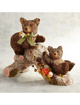 Natural Climbing Bears by Grateful Harvest Collection
