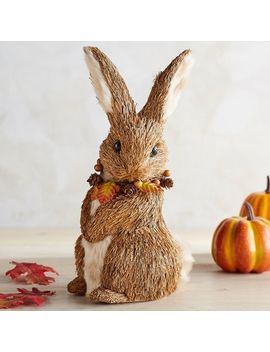 Laurel The Natural Fall Bunny by Grateful Harvest Collection