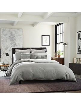 Kenneth Cole New York Dovetail Duvet Cover by Bed Bath And Beyond