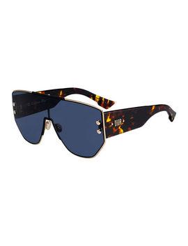 Addict1 Mirrored Shield Sunglasses by Dior