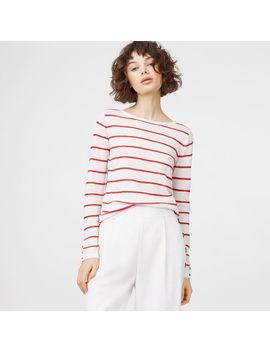 Lana Stripe Sweater by Club Monaco
