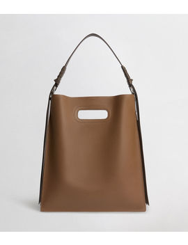 Voltaire Leather Flat Hobo Bag by Allsaints