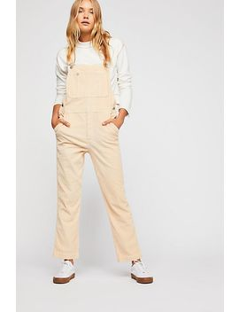 Cord Boyfriend Overalls by Free People