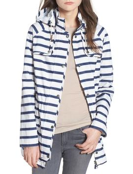 Trevose Stripe Waterproof Jacket by Barbour