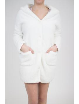 Cozy Hooded Cardigan by Brazen Bras Boutique, New Jersey