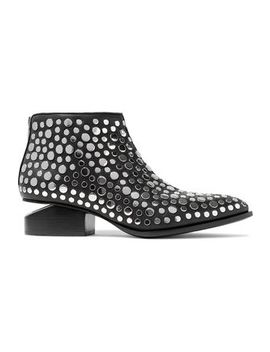 Kori Studded Leather Ankle Boots by Alexander Wang