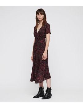 Seeta Rosey Dress by Allsaints