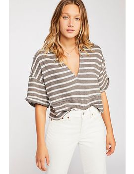 We The Free Ricky Tee by Free People