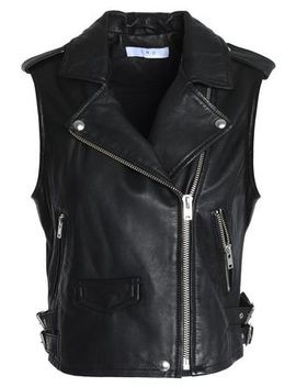 Leather Vest by Iro