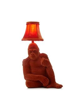 Abigail Ahern/Edition   Orange Gorilla Table Lamp by Abigail Ahern/Edition