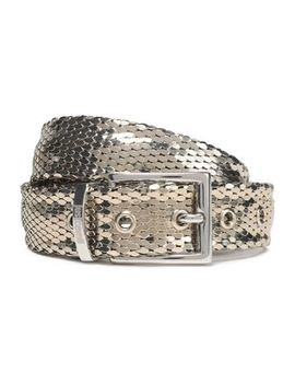 Gold Tone Belt by Just Cavalli