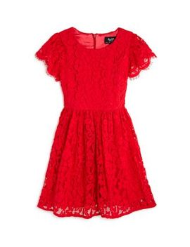 Girls' Sienna Lace Dress   Little Kid by Bardot Junior