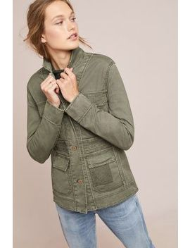 Field Jacket by Anthropologie