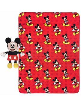 Disney Mickey Mouse Travel Snuggle Set by Disney