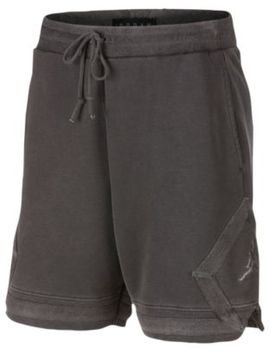 Jordan Washed Wings Diamond Fleece Shorts   Men's by Jordan