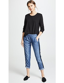 Welt Pocket Trousers by Bella Dahl