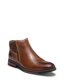 Kingpin Leather Boot by Steve Madden