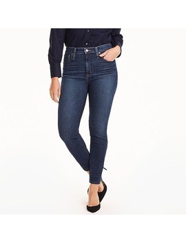 Petite Curvy Toothpick Jean In Dryden Wash by J.Crew