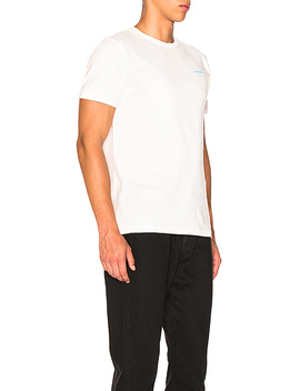Gradient Over Tee by Off White