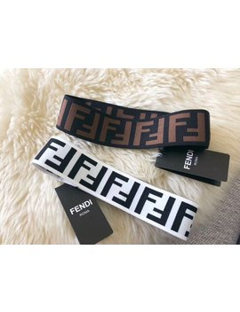 Fendi Headbands by Mink Diamond