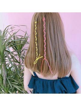 Olsin   Braid Hair Tie Set by Olsin