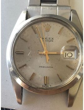 Rolex 6694 Swiss Made Vintage Manual Men's 35mm Luxury 1972 Dress Watch by Rolex