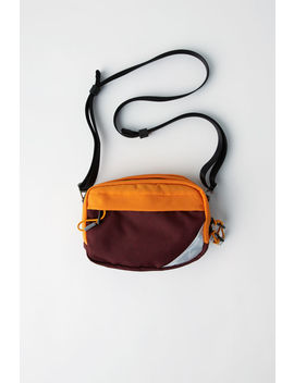 Bum Bag Burgundy by Acne Studios