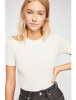 Baby Pocket Tee by Free People