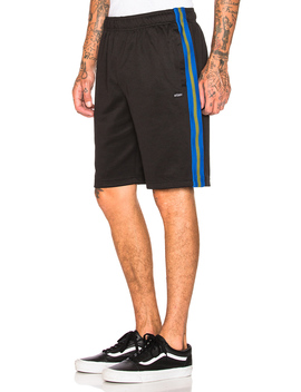Poly Track Short by Stussy