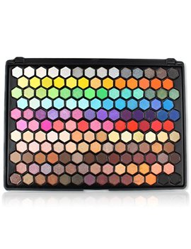 149 Colors Eye Shadow Makeup Cosmetic Shimmer Matte Eyeshadow Palette by New Kelly
