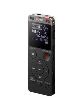Icd Ux560 Digital Voice Recorder With Built In Usb by Sony