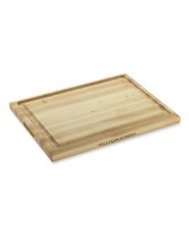 Williams Sonoma Edge Grain Carving Board, Maple by Williams   Sonoma